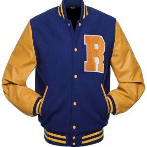 riverdale kj apa arche varsity jacket