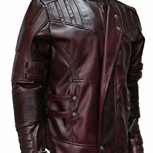 Leather Shop Guardians of The Galaxy Vol 2 Star Lord Peter Quill Jacket