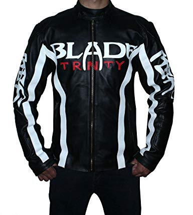 blade trinity leather jacket