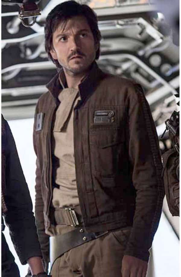 Captain Cassian Andor Star Wars Jacket