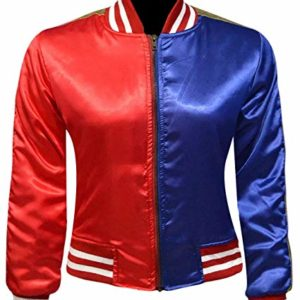 harley quin suicide squad jacket