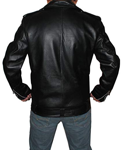 negan walking dead jeffery deans jacket