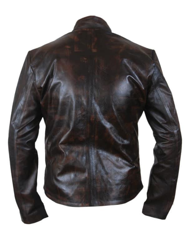 Da Vinci Demons Jacket Back
