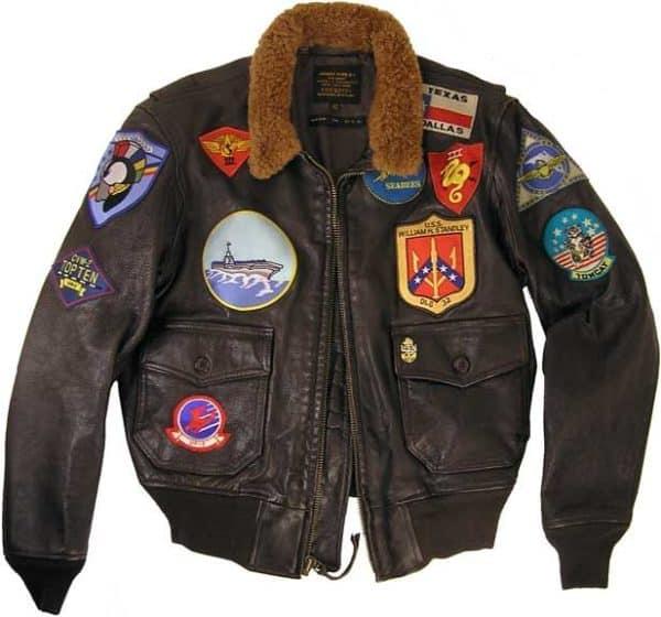 Tom-Cruise-Top-Gun-Pilot-Pete-Maverick-G1-Bomber-Leather-Jacket-front