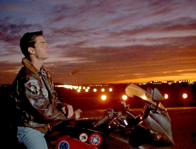 c35fb88ddc7 Buy Tom Cruise Top Gun Pilot Pete Maverick G1 Bomber Leather Jacket ...