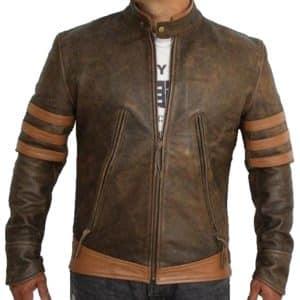 wolverine brown jacket